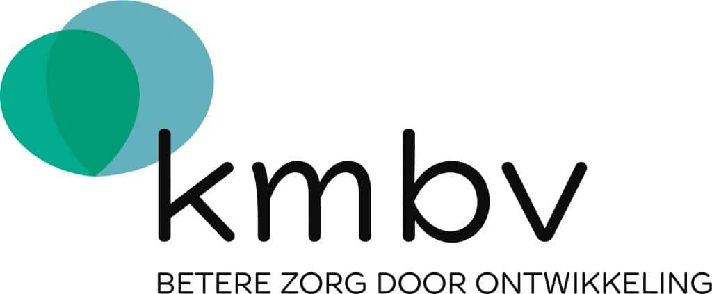 Logo opleidingsinstituut KMBV - Betere zorg door ontwikkeling